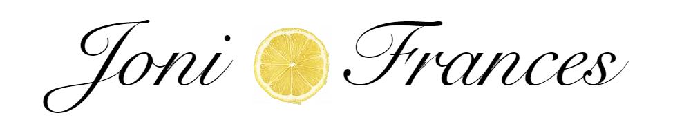 JoniFrances.com